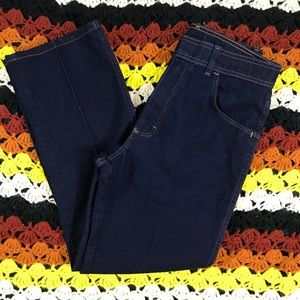 Vintage 70s Dark Denim Jeans